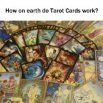 Comment fonctionnent les lectures de cartes de tarot?