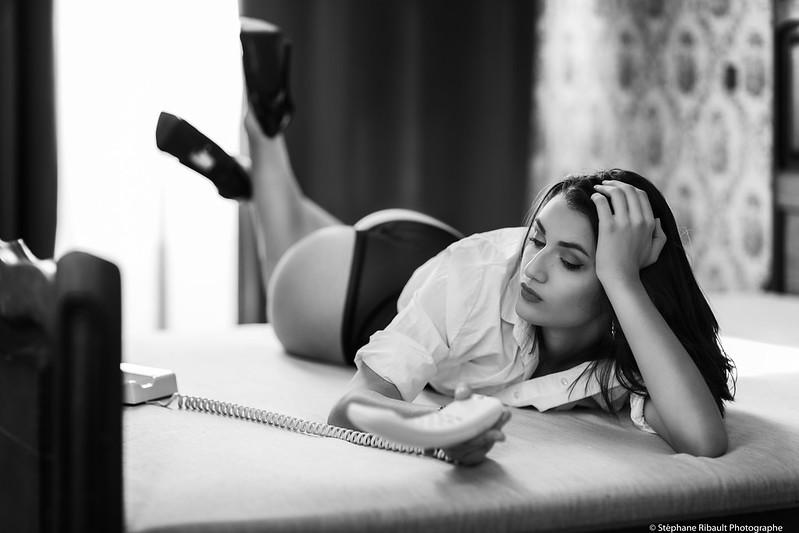 Comment faire l'amour par téléphone