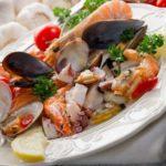 Quatre raisons pour lesquelles vous devriez, et allez, manger plus de fruits de mer
